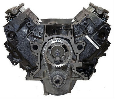 7.4 Reman Marine Long Block Engine 1991-1997