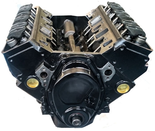 4.3 Gm Reman Marine Long Block Engine 1996-2008