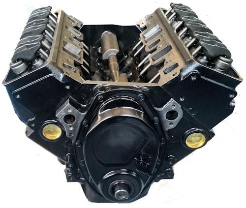 Gm 4.3l Marine Reman Long Block Engine 1987-1992